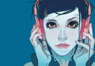 Headphones_girl_from vidzshare dot net
